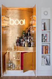 Wall Bar Ideas by 20 Small Home Bar Ideas And Space Savvy Designs