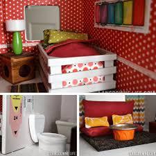 Armchair Toilet Diy Dollhouse Furniture