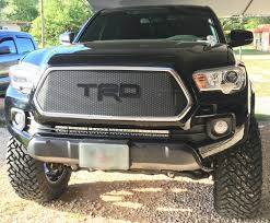 custom mesh grills for toyota vehicles by customcargrills com