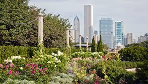 Urban Gardens Chicago Tiffany Celebration Garden Hoerr Schaudt