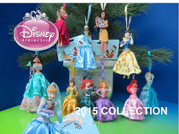 new disney princess 2015 sketchbook ornament collection
