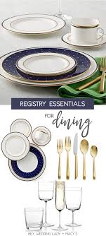 top wedding registry top wedding registry picks for dining in style macys registry