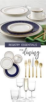 top wedding registry picks for dining in style macys registry