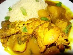 cuisine antillaise colombo de poulet colombo de poulet les carnets de sicacoco