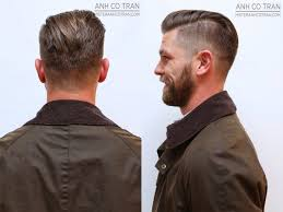 hair cuts back side undercut side and back view slin fade tapering undercut hairstyle