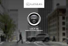 lexus ios app lexus nx augmented reality android apps on google play