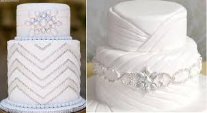 wedding cake jewelry jewelled wedding cakes edible gem tutorials cake magazine