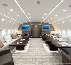 Private Plane Bedroom Boeing 787 Dreamliner Converted To Private Jet Core77