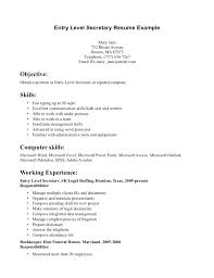 sample resume with volunteer work charity job example resume