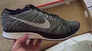 Nike Oreo nike flyknit racer oreo unboxing detailed look 526628 012