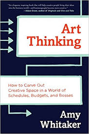 amazon com art thinking how to carve out creative space in a