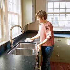 Kitchen Backsplash With Soapstone Counters Yummy Raw Kitchen - Soapstone backsplash
