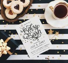 Panda Baby Shower Invitations - panda baby shower invitation black white by asyouwishcreations4u