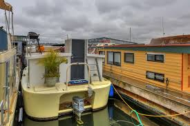 square footage of a house this tiny houseboat is 240 square feet of nautical living curbed