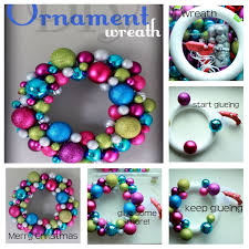 diy ornament wreath pictures photos and images for