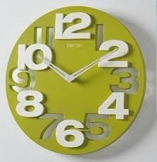 Contemporary Wall Clocks Foter - Modern designer wall clocks