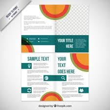 brochure template free 111 best free brochure templates images on brochure