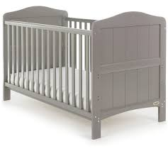 Obaby Crib Mattress Buy Obaby Whitby Cot Bed Taupe Grey At Argos Co Uk Your