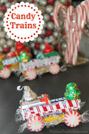 crafts for lifesaver trains reindeer canes