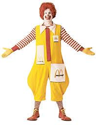 Ronald Mcdonald Halloween Costume Mcdonaldland Fun Times