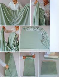 Folding Bed Sheets I Seriously Still Don T How To Fold Fitted Sheets They