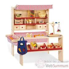 jeux de cuisine pour enfant jeu de la marchande pinolino 221007 dans cuisine epicerie etabli