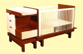 Changing Table And Crib Crib With Changing Table Attached Argington Rocks Casbah With