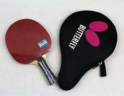 Table Tennis Racket Butterfly Tbc703 Table Tennis Ping Pong Racket Paddle Bat Blade