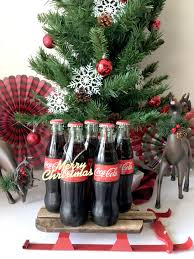 Coca Cola Christmas Ornaments - bellagrey designs coca cola holiday party tips