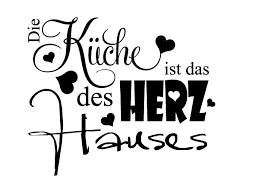 k che wandtattoo wandtattoo die küche ist das herz küchen wandtattoos küche