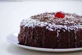 Eggless Chocolate Cake Recipe In Pressure Cooker How To Make