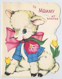 508 best critters images on easter card vintage