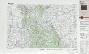 Trinidad Map Trinidad Topographic Maps Co Usgs Topo Quad 37104a1 At 1