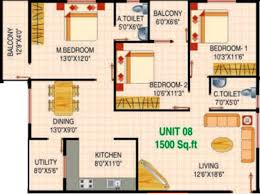 500 Sq Ft Studio Floor Plans by 100 1500 Sqft Ajnara Le Garden Best Real Estate Consultant