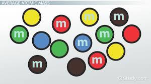 average atomic mass definition u0026 formula video u0026 lesson