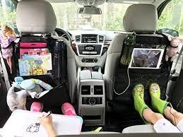 protection siege voiture enfant organisateurs de voiture kick mats protection arrière de siège auto
