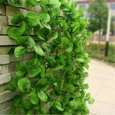 home decor artificial plants fake ivy plant artificial ivy vine leaf foliage flower plants