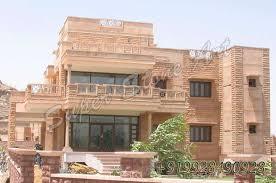 Home Design Building Style Jodhpur Stone House Home Plans
