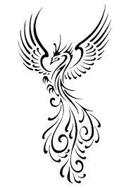 tribal bird tattoos busbones