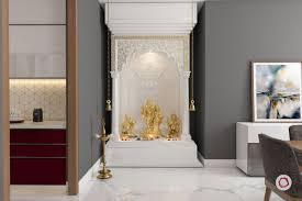 7 trendy colour ideas for pooja room