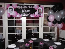 50th Birthday Party Decoration Ideas Pink 50th Birthday Party Decoration Ideas U2013 Sandy U0027s Party Plans