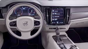 volvo station wagon interior 2018 volvo v90 cross country volvo ocean race interior youtube