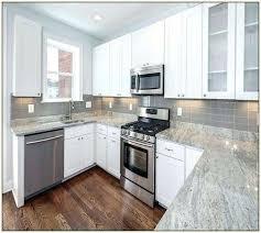 kitchens ideas with white cabinets white kitchens black countertops luxury backsplash ideas for white