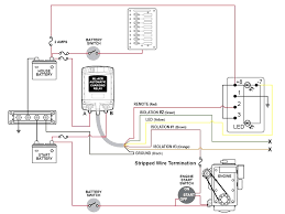 isolator wiring diagram efcaviation com tearing boat dual battery