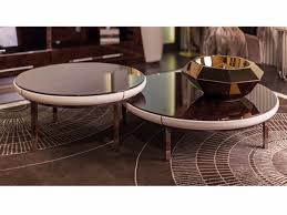 low round marble bistro side table noir low coffee table noir