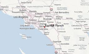 foothill cus map foothill ranch location guide