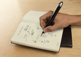 write on lined paper online livescribe notebook by moleskine create seamlessly moleskine thumbnail for moleskine adds livescribe digital pen support