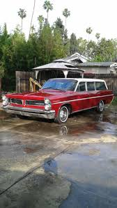 green station wagon with wood paneling 1961 pontiac safari station wagon bing images muscle car