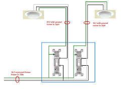 excellent how to wire light with 2 switches contemporary