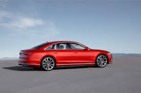audi parking system advanced the audi a8 luxury sedan is a high tech beast that can drive